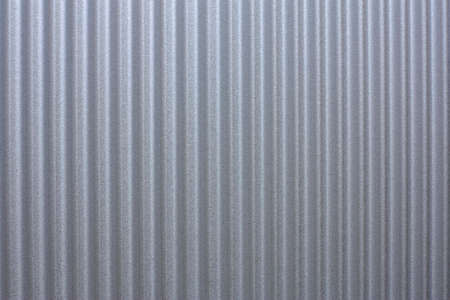 corrugated steel: a close up view of a  sheet of new roof iron