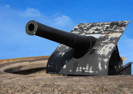 thursday: Thursday Island Gun on Green Fort Hill