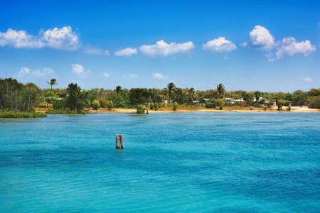 thursday: beautiful Thursday Island Torres Straits, Queensland Australia