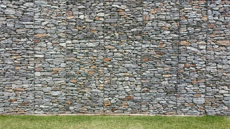 gabion mesh: Gabion Retaining Wall Blocks with Mesh Wire Stone Basket