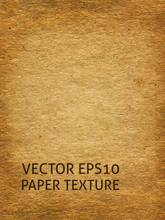 Aged craft paper background  イラスト・ベクター素材