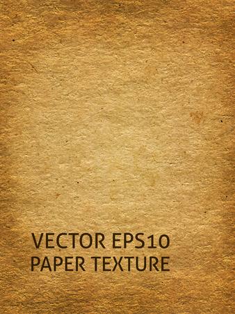 Aged craft paper background Çizim
