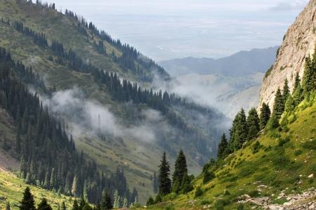 troposphere: mountains
