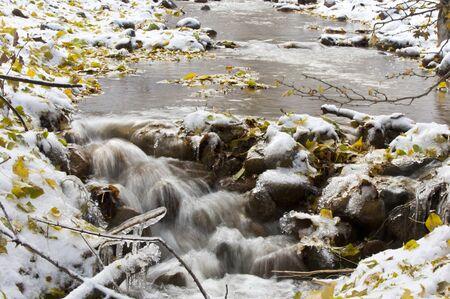river  Ili Kazakhstan Stock Photo - 14082278