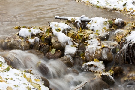 river  Ili Kazakhstan Stock Photo - 14082744