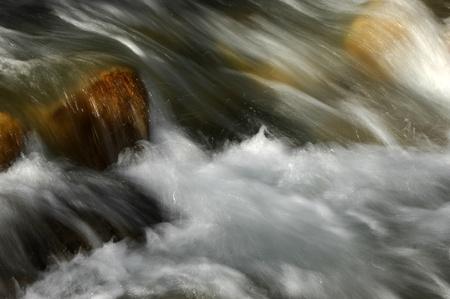 cane creek: river  Stock Photo