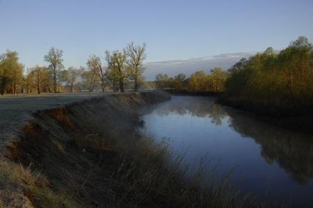 cane creek: river