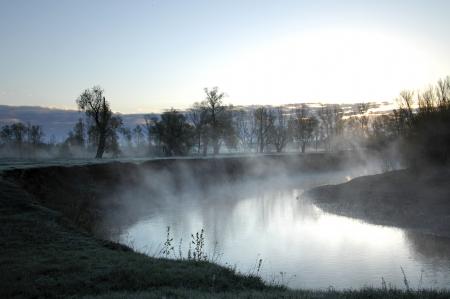 river  Ili Kazakhstan