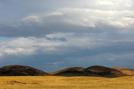 steppe Stock Photo - 14076585
