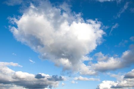paysage: clouds