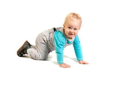 wean: child, baby, infant, babe, kid, bairn,  tad, wean, chicken, youngling, kiddy, kinchin, babbie, moppet, little trick,  pretty trick