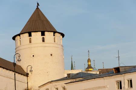 kazan:  Kazan Kremlin.  Tatarstan, Russia