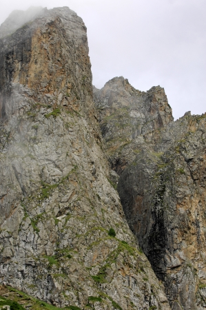spacing: mountains