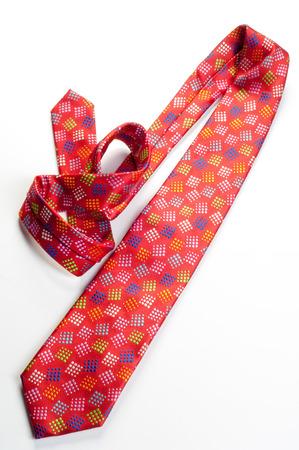 Tie Men's texture. Photographed in the studio