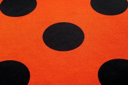 lunares rojos: Tela lunares rojos, textil, tela, tela, material, textura. o se relacione con tela o tejido.