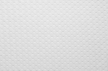 white fabric texture: Fabric color is white with holes. Texture. Photography Studio