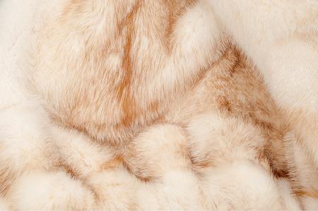 texture. Mink fur. mink coat.  photo studio