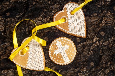 cooky: Easter cookies. cooky, cookie, fortune cookies, butter cookies