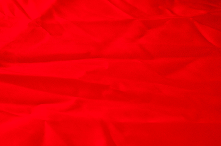 lining: Fabric texture of red. Lining satin.