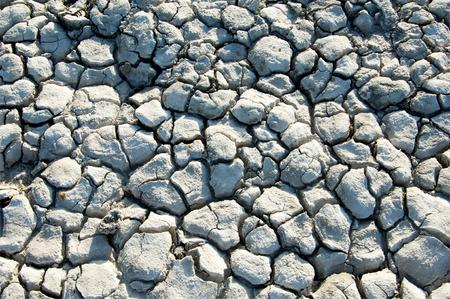 soil erosion: Cracks in the ground. drought. soil erosion, cracked texture. Dry cracked ground. Stock Photo