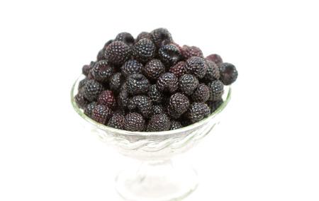 black raspberries: Black raspberries. Black raspberry