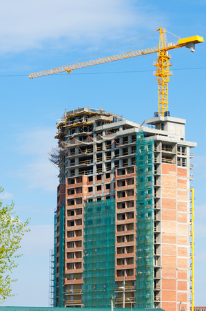 constructing: construction, building, development, constructing. Stock Photo