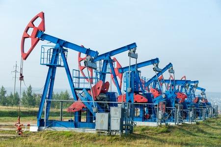 oil and gas industry: Oil and gas industry.