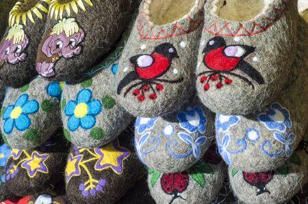 rubber sole: texture, wallpaper. felt boots. Valenki.