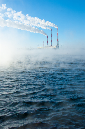 CHP. combined heat and power, a system in which steam produced in a power station as a byproduct of electricity generation is used to heat nearby buildings.
