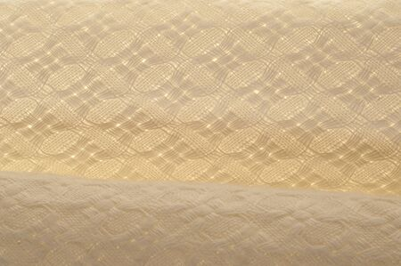 tissue texture: tissue, textile, fabric, material, texture. Fabric photographed in the studio