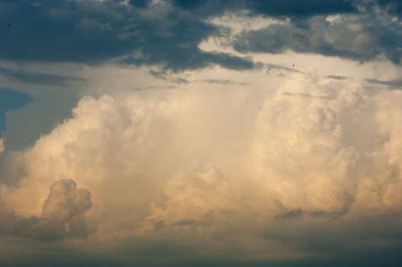 sfondo nuvole: