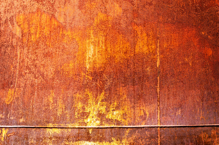 dirty sheet: texture of rusty iron. aged rusty iron texture like a good grunge background.  Old rusty metal plate for background. Rusty metal surface, may be used as background.