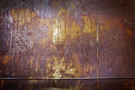 surface aged: texture of rusty iron. aged rusty iron texture like a good grunge background.  Old rusty metal plate for background. Rusty metal surface, may be used as background.