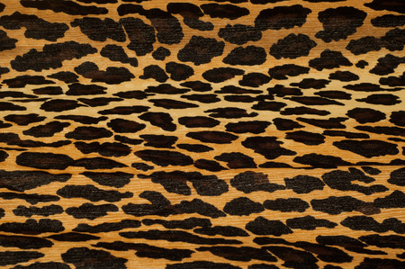 Fabric texture shaded under Leopard.  tissue, textile,  material,