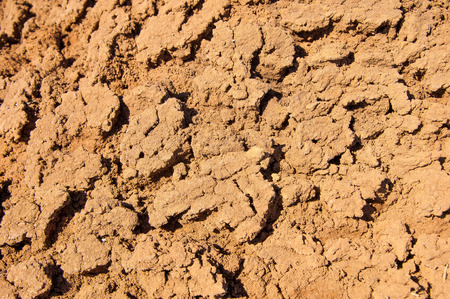 impermeable: Texture. alumina, clay, alum earth. a stiff, sticky fine-grained earth, typically yellow, red, or bluish-gray in color and often forming an impermeable layer in the soil. Stock Photo