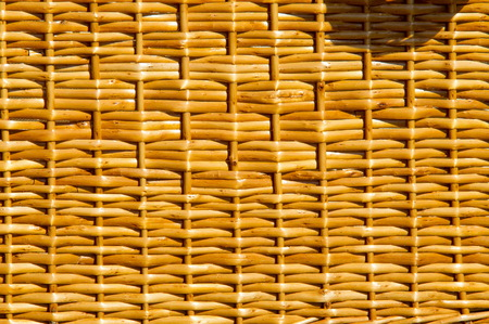 texture, background. Wicker items from willow twigs. Baskets, chests. Jewellery designer interera