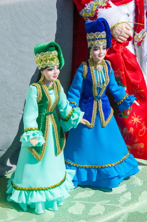 Ethnicity, Tatar national dolls