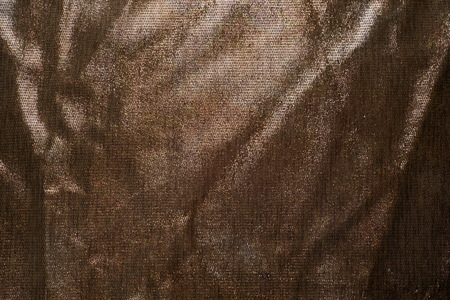 piece of luggage: Texture, background. Crafted product from animal skins. the skin of the animal with shiny deposited structure. Decorative skins.
