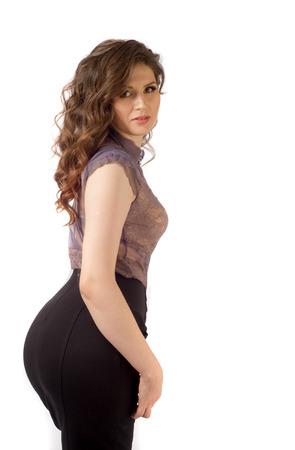zwarte Big Butt mature Beschrijf vrouwelijk orgasme