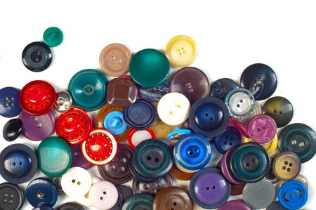 buttons. Photography Studio Stock Photo