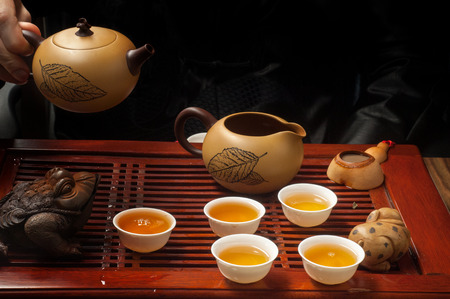 . Chinese tea culture refers to how tea is prepared as well as the occasions when people consume tea in China