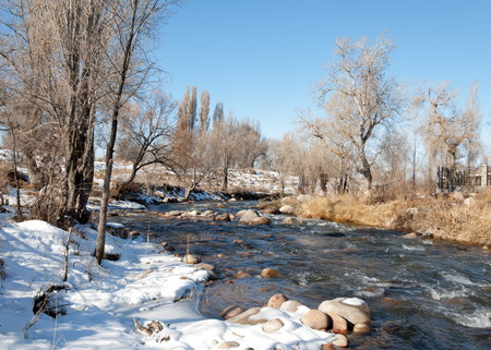 tatarstan: Last spring snow