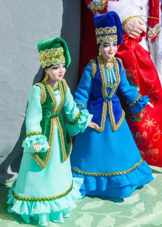 muñecas rusas: Etnicidad, Muñecas nacionales tártaras