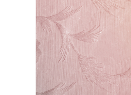 undulate: Texture, background, pattern. Tulle of pastel pink tones. Abstract background of pink fabric. Soft texture of the fabric, pink pastel tone. Shabby chic style. Crumpled tulle as a background.
