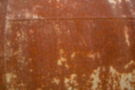 rusts: Blurred background Texture,  pattern. Old rusty iron. Rusty metal. Rusty metal background. Corrosion. It shows an abstract modified corroded and tarnished metal lay Stock Photo