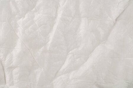 airy texture: Texture of fabric background. Thin cotton white fabric. Light airy fabric. White fabric background, wedding, valentine, attraction, theme anniversary Stock Photo