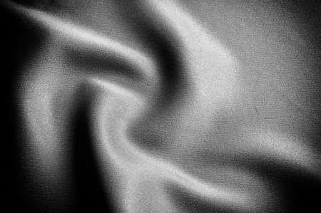 テクスチャ、背景。テンプレート。学校の布は黒、灰色です。ライリーブレイクシングルジャージーニットソリッドファブリックの2つの連続ヤード