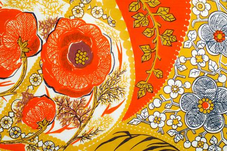 Texture background pattern silk fabric red white yellow stock stock photo texture background pattern silk fabric red white yellow flowers heavy silk smooth red flower white chiffon fabric by yard dress mightylinksfo