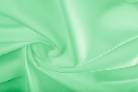 texture. silk fabric is green. Incredibly soft and thin, do not miss this chiffon chiffon. With flowers that gently fade from one to the next in combination, create a stunning design