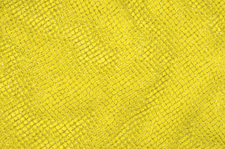 Yellow silver mesh fabric, with a woven metallic thread. Bring it back in the 1920s with this extravagant silvery and black geometric yellow mesh. Grab it while hes still here, Stock Photo